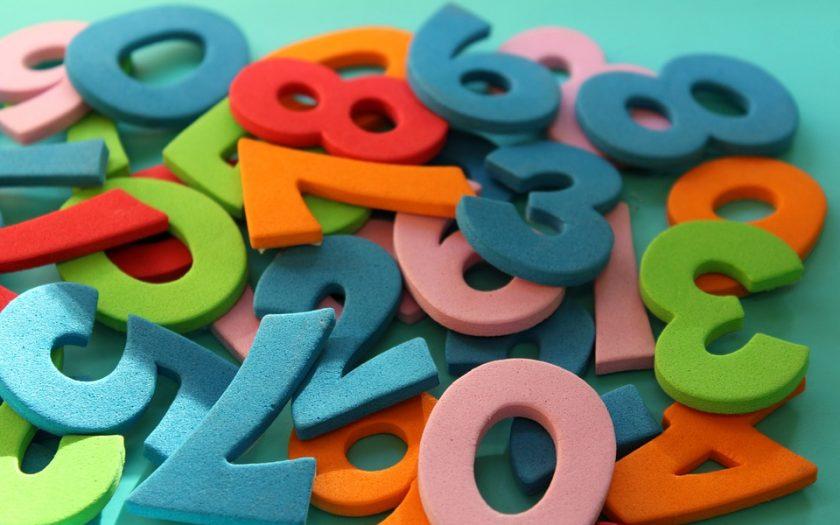 słownie liczby